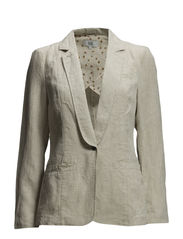 LINEN SOLID - SILVER GRAY