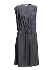 Dress sleeveless - DARK SLATE