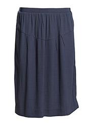 Skirt - BLACK IRIS