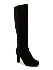 Long Boot - Black