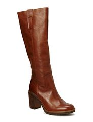Long Boot - Cognac