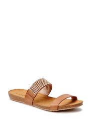 Sandal - Cognac