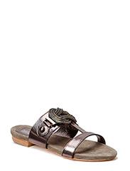 Sandal - Old silver