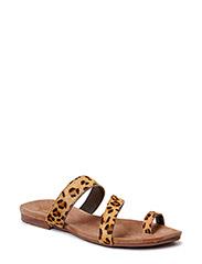 Sandal - Leopard