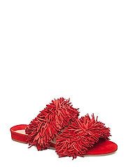 Safira - RED SUEDE