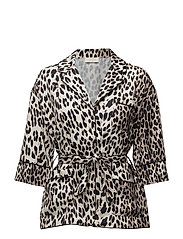 Gypsy Shirt - LEOPARD