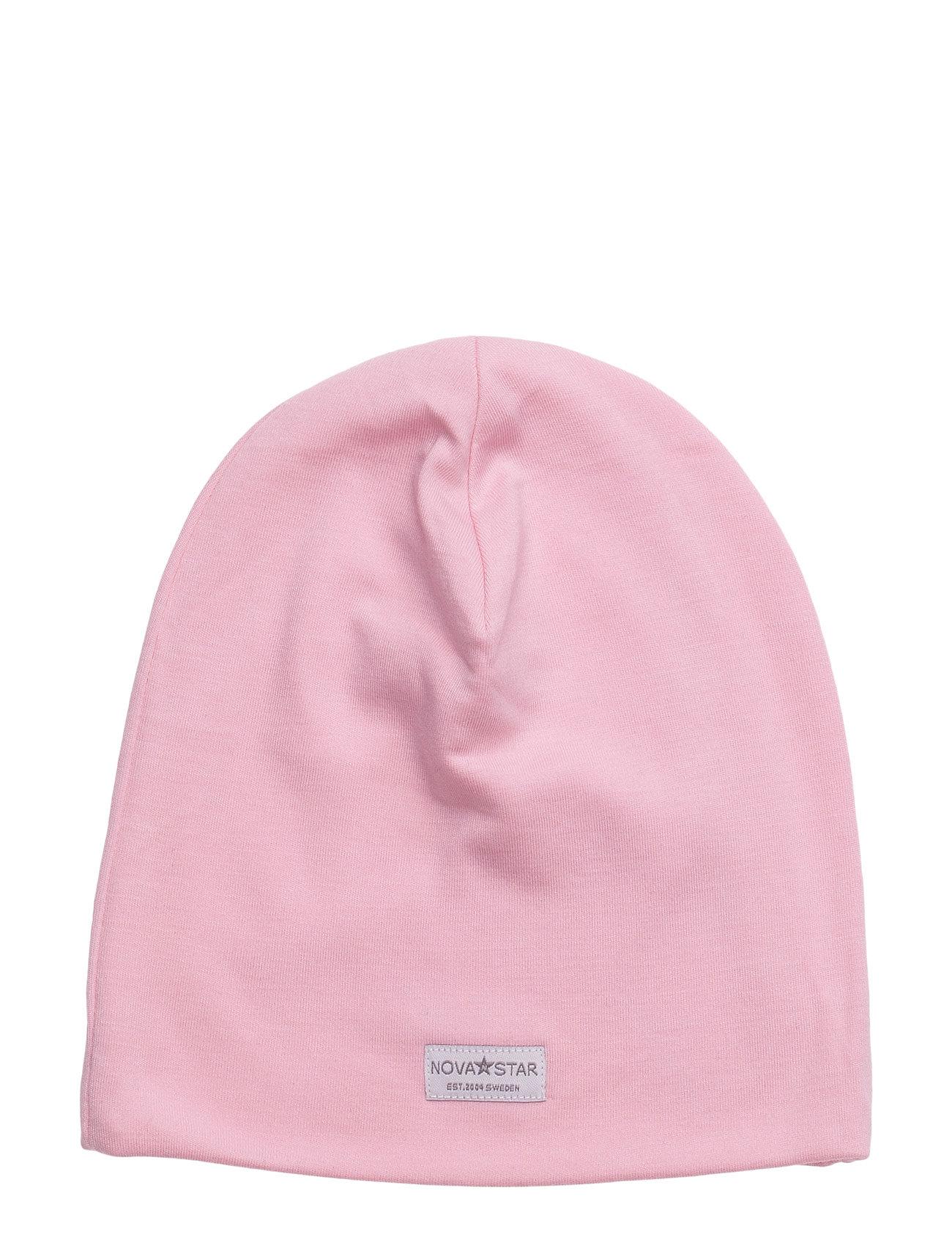 Pink Baby Beanie NOVA STAR Hatte & Caps til Børn i Lyserød