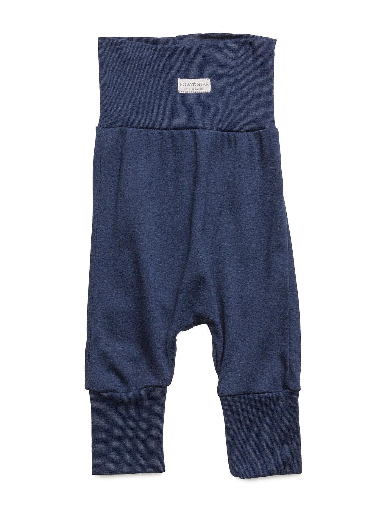 Marine Baby Trousers NOVA STAR  til Børn i Blå