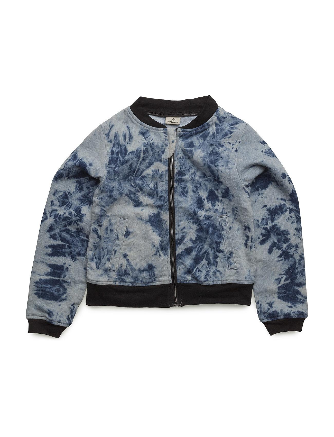 Soft Denim Jacket NOVA STAR Overtøj til Børn i Blå