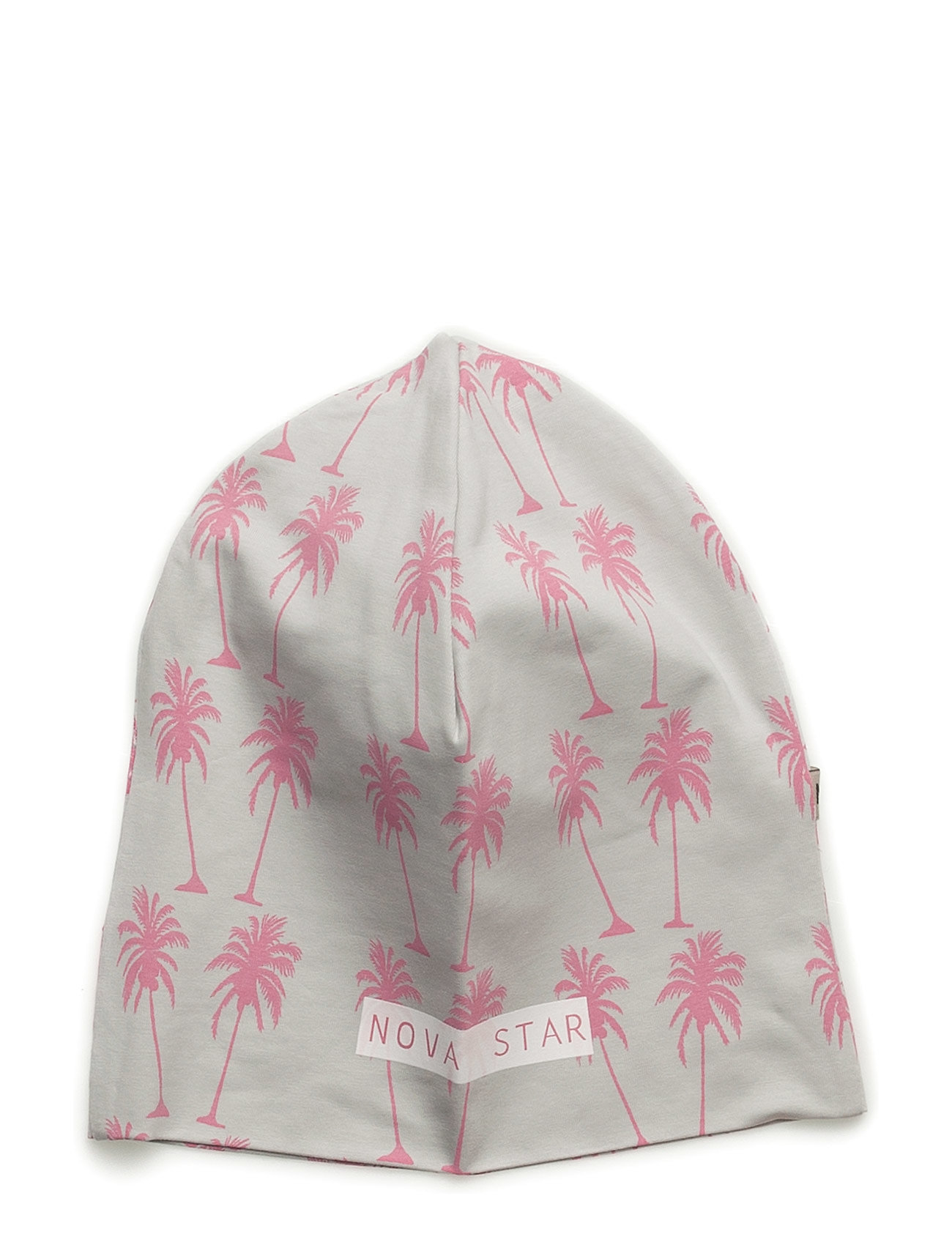 Beanie Pink Palms NOVA STAR Overtøj til Piger i Grå