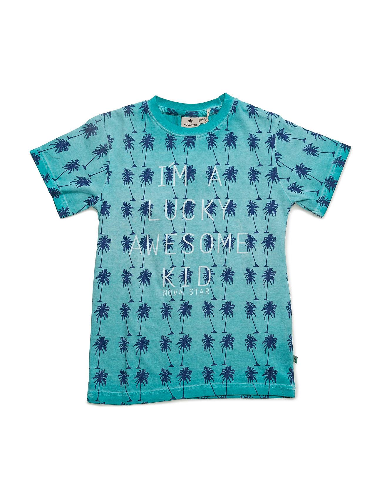 Awesome Tee NOVA STAR Kortærmede t-shirts til Børn i