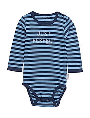 Marine Striped Body - BLUE