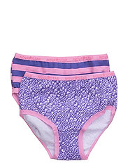 Purple Girlie Briefs - PURPLE
