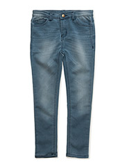 Tapered Light Denim - BLUE