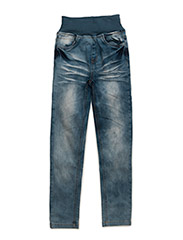 Straight Fit Denim 255 - BLUE