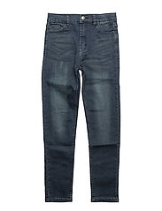 Tapered Denim Dark 2 - BLUE