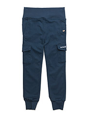 Cargo Trousers Marine - BLUE