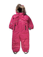 Overall Avoriaz Super pink - PINK