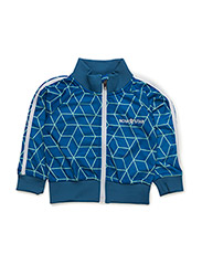 Track Jacket Square - BLUE