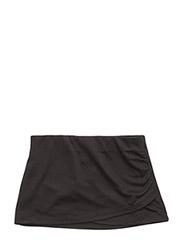 Urban Stretch Skirt - BLACK