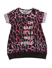 Dress wild world Pink dress - PINK