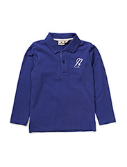 Polo Sweater Blue - BLUE