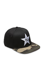 Baseball Black/Camo - MULTI