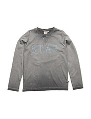 T Star Grey LS - GREY