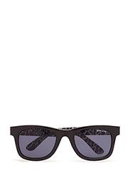 Cop Pink Revounglasses - BLACK