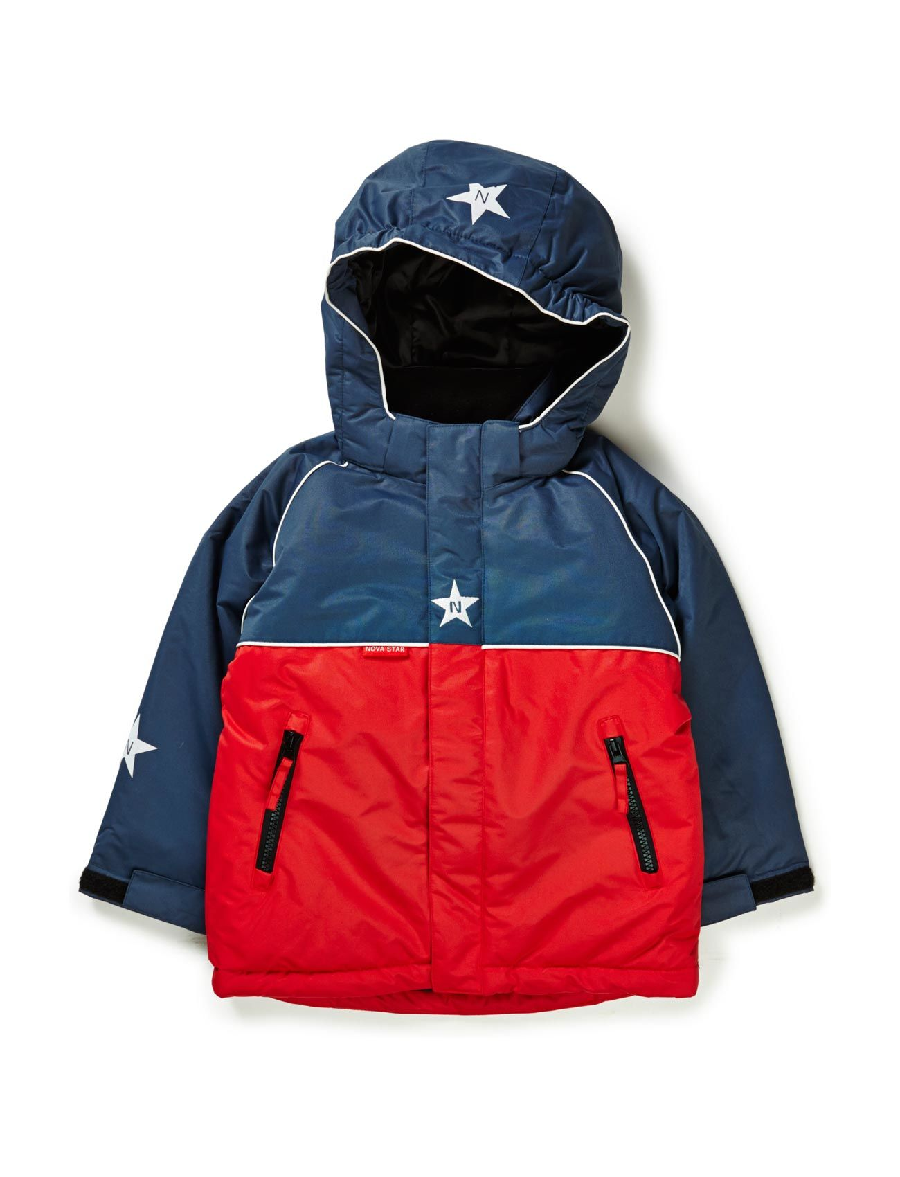 Jacket St Anton Red
