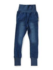 Nice Denim Chinos - BLUE