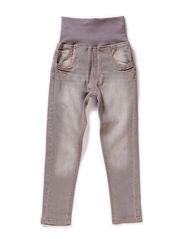 Straight Fit Grey - GREY