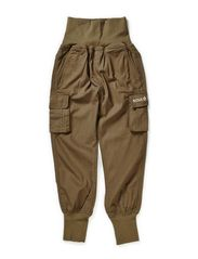 Safari Trousers Willow - BROWN