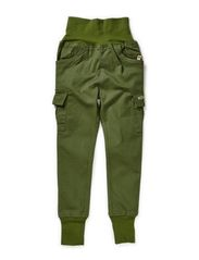 Cargo Trousers Lizard - GREEN