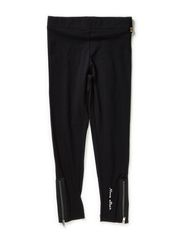 Zorro Leggings - BLACK