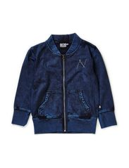 Sweat Denim - BLUE