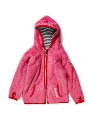 Hood Fleece Blossom - PINK