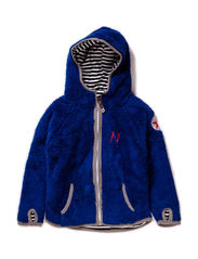 Hood Fleece Blue - BLUE