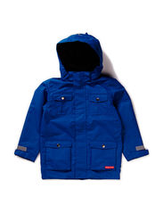 Parkas Star Blue, waterproof and breathable 5,000mm - BLUE