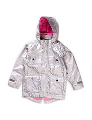 Parkas Star Silver, waterproof and breathable 5,000mm - SILVER
