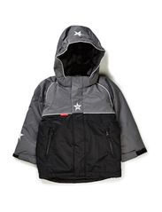 Jacket Chamonix Black - BLACK