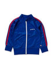 Track Jacket Blue - BLUE