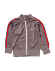 Track Jacket Grey - GREY