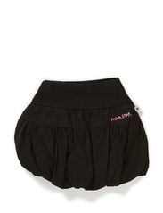 Balloon Skirt Black - BLACK