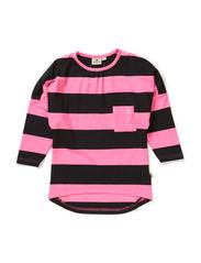 Tunic Stripe Pink - PINK