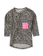 Tunic Urban Zebra - GREY