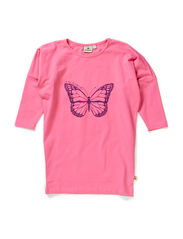 Butterfly Dress Pink - PINK