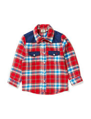 Chop Shirt Fire - RED