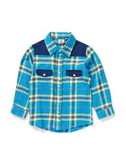 Chop Shirt  Wind - BLUE