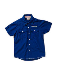 Blue Isak shirt - BLUE